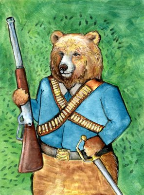 The Right to Arm Bears.